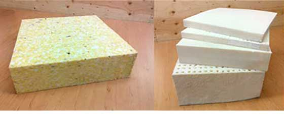 High Density, High Quality, Custom Cut Foam Cushions